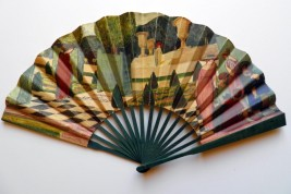 Parfum Lariette Piver, advertising fan