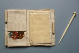 Sewing card, late 19th century