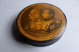 Empire snuff box, circa 1810