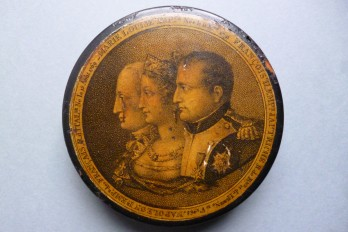Empire snuff box, circa 1810