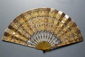 Golden Empire, fan circa 1805-10