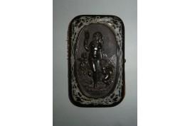 Venus on bath, box for glasses, period Napoleon III