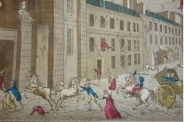 Plot of the rue Saint-Nicaise, attempt on Napoleon Bonaparte, 1800