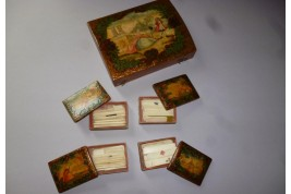 Counter box, 18th century