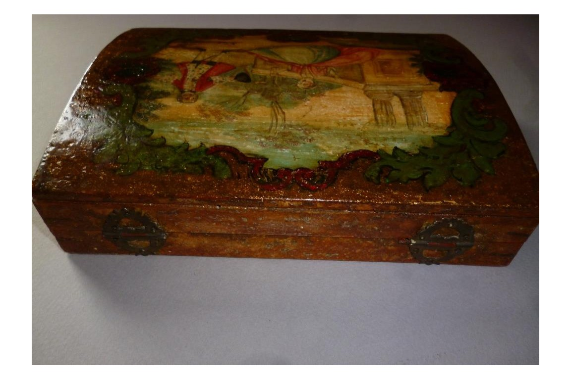 Counter box, 18th century
