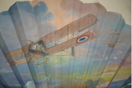 Aviation française de la Première Guerre Mondiale, éventail vers 1914
