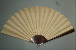 Napoleon crowned by Victory and Abundance, fan for Madame Bonaparte, circa 1796