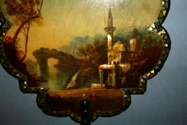 Église et mosquée, écrans de Courbaron, époque Napoléon III