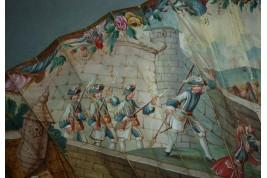 Battle of Vienna of 1683, fan circa 1770