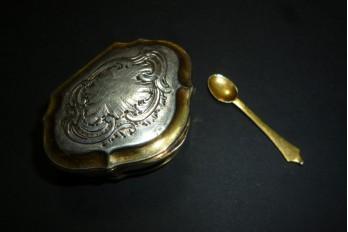 Snuffbox, Germany, 18th century
