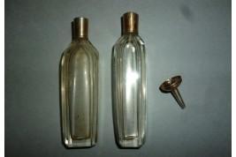Livret de senteur, flacons de parfum, XVIIIème siècle