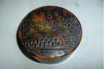 Estates General of 1789, revolutionary snuffbox