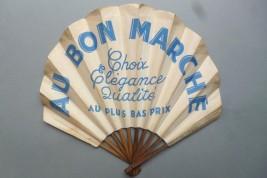 Au Bon Marché, éventail publicataire