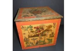 Coffre en Arte Povera, XVIIIème siècle