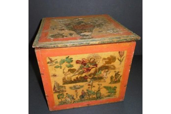 Box in Arte Povera, 18th century