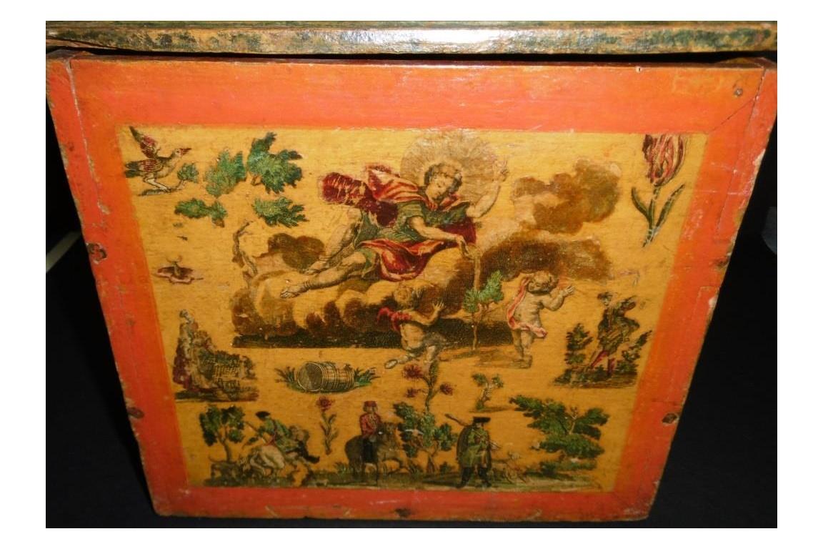 Box in Arte Povera, 18th century
