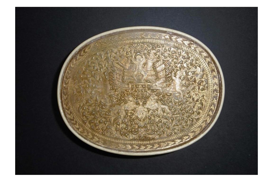 Glory,  box period Louis XIV