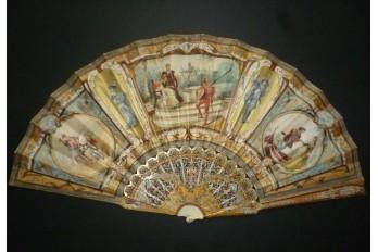 Neo-renaissance, dans le style d'Édouard Moreau, vers 1860