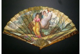 Under the flame of love, fan cica 1805-15