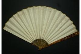 Sous la flamme de l'amour, éventail vers 1805-15