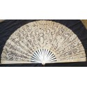 Fan from a Marquise, fan circa 1885-95