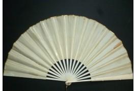 The bubble fairy, fan circa 1895