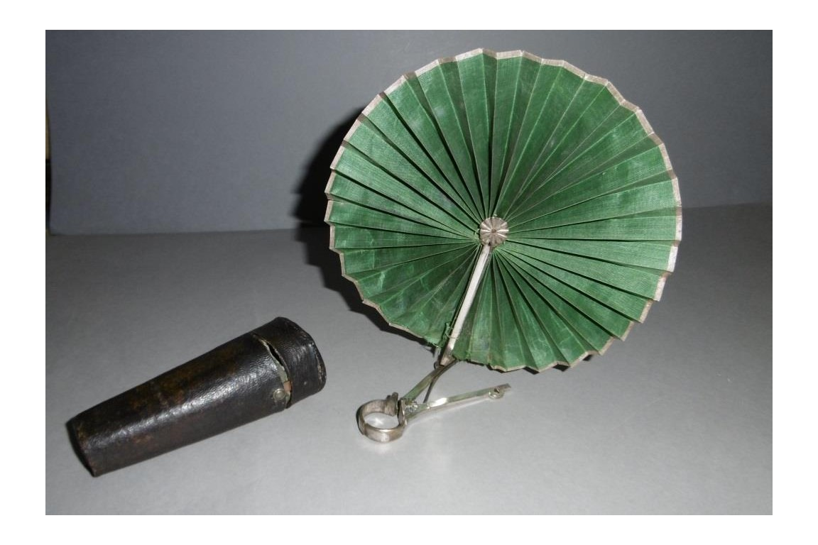 Eventail de bougie, fin XVIIIème début XIXeme siècle