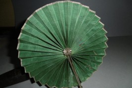 Fan for candle, late 18th or Early 19th century