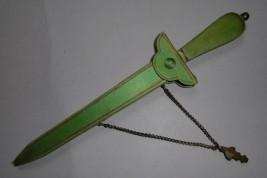 Dagger, fan circa 1870