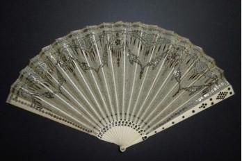 First Empire, fan circa 1805-10