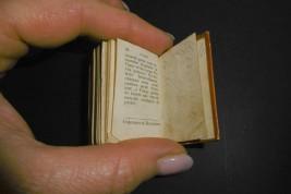 Petit Paroissien de la Jeunesse, livre minuscule
