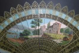 Dolce vita, fan circa 1820