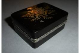 Antique patch box, 18th century