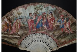 The return of the prodigal son, fan circa 1700-1720