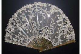 Grand scintillement, éventail vers 1900-1910