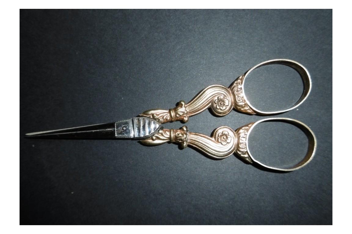 Nécessaire à couture, vers 1820-1830