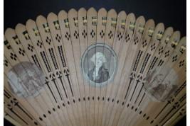 Mirabeau, fan circa 1789