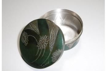 Copperware by Albert Ermenault, early 20th century