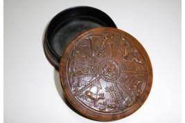 Fables de La Fontaine, 19th entury snuffbox