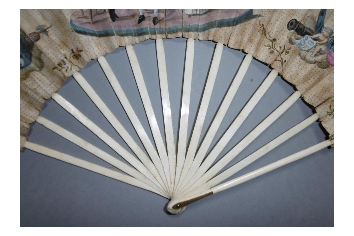 La double récompense and US war of Independance, fan cica 1780-90