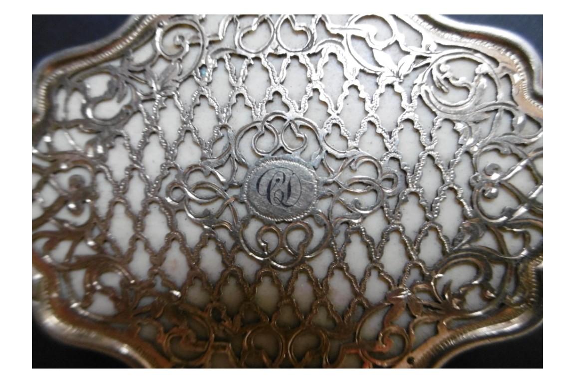 Porte-monnaie, souvenir du 26 octobre 1857