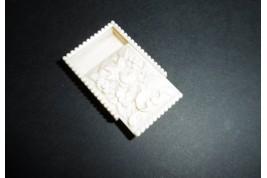 Boîte à timbre, XIXème siècle
