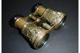 Angels, late 19th century binoculars