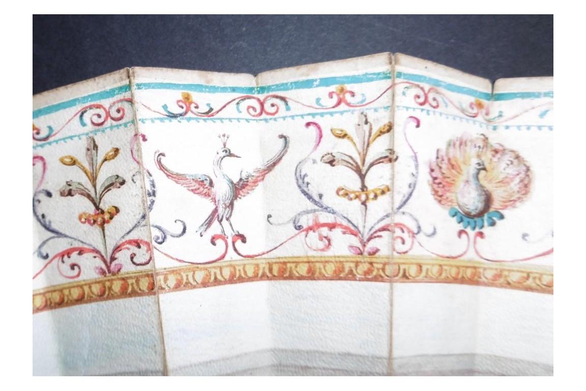 Aldobrandini Wedding, late 18th century fan