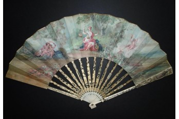 The weight of love, system fan, 18th & 19th century