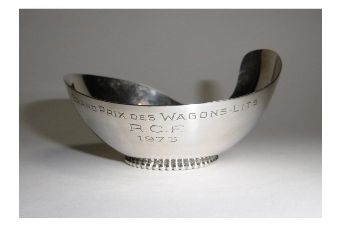 Grand Prix des Wagons-lits RCF, Puiforcat cup, 1973